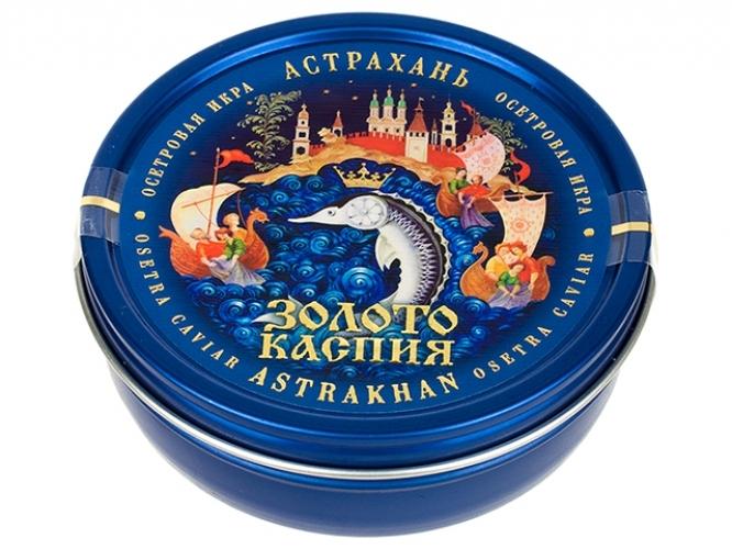 Золото Каспия Серия Астрахань Классическая (250гр)