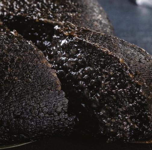 Паюсная чёрная икра вакуум (200гр)