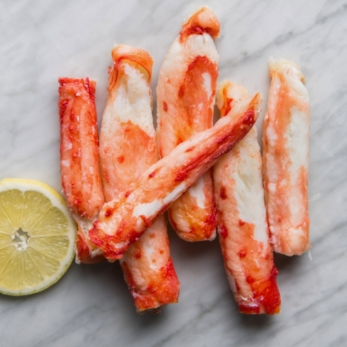 1-я Фаланга Камчатского Краба мясо Премиум (0,5кг)