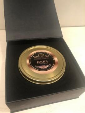 Чёрная Икра в подарочной упаковке (250гр)