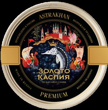Золото Каспия Серия Астрахань Премиум (100гр)