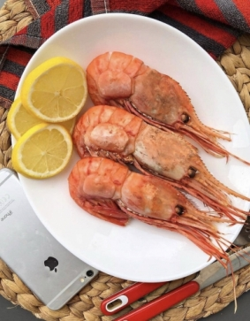 Креветка Глубоководная Ботан Премиум 1 кг