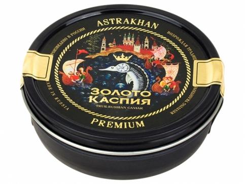 Золото Каспия Серия Астрахань Премиум (250гр)