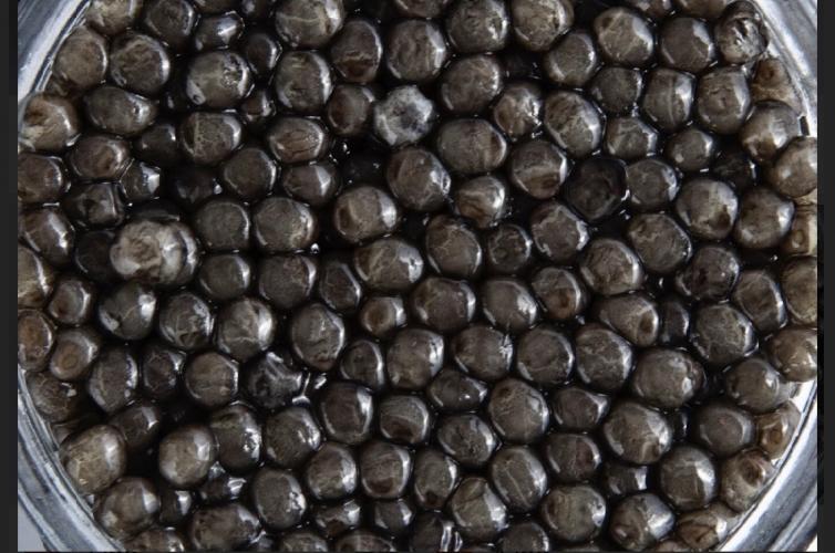 Черная Икра Белуги  (125гр)